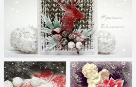 Авторский проект Кристины Деменской «Зимняя сказка». Урок 4. «Креативный снегопад»