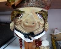 Куклы по МК Анастасии Голеневой