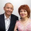 Сауле и Мурат Тинибаевы