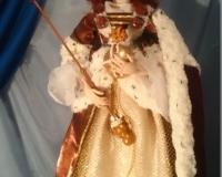 Кукла из запекаемого пластика \