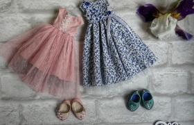Комплект из 2-х мастер-классов : Платье для куклы + Туфельки для куколки