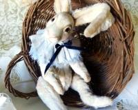 Винтажный кролик
