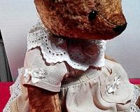 Платье и панталоны для куклы или мишки