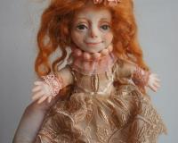 Моя первая кукла из запекаемого пластика