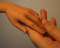 Кукольные руки из полимерной глины, три варианта