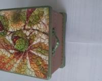 Шкатулка с мозаикой