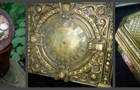 Исправление испорченной заготовки + Ангелы во дворце + Часы Антикваръ