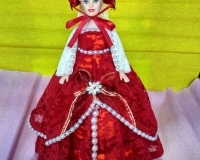 Кукла-шкатулка \