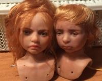 Кукольный детский образ. Будуарная кукла (без проверки)