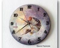 Часы Охота на судака