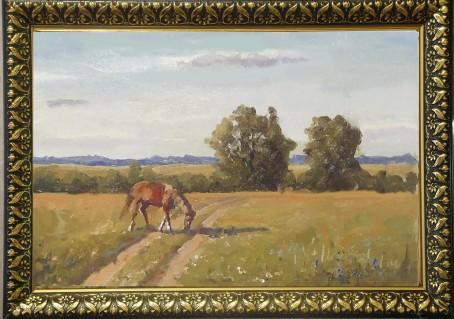 Александр Кугель. Имприматура в масляной живописи