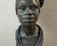 Калейдоскоп лиц. Африканка