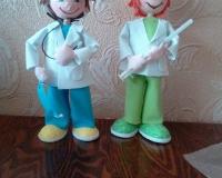 Мои докторята