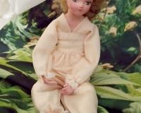 Кукла-болтушка для Куклы