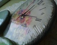 Часы и пано