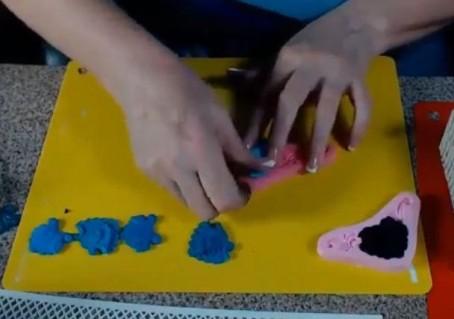 Создание объёмных элементов из полимерной глины
