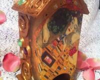 Чайный домик по картине Климпта \