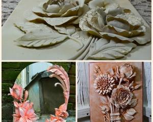 Комплект из 3-х мастер-классов: Эдемский сад + Цветочный сад + Праздничный букет