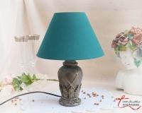 Лампа настольная «Чугунная»