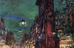 Романтика Парижа в живописи мастеров прошлого \
