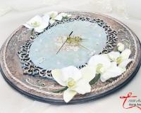 Часы «Орхидеи»