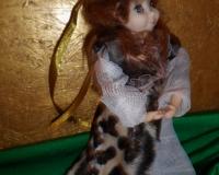 Кукла Ксанта