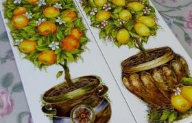 Тосканский привет. Цитрусовые