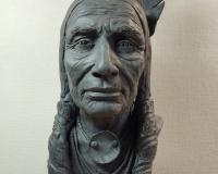 Калейдоскоп лиц. Индейский вождь