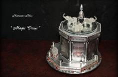 Шкатулка «Волшебный цирк»