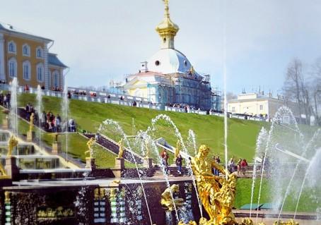 Приглашение на серию городских пейзажей г.Санкт -Петербург