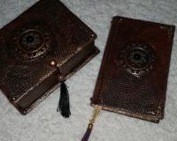 Шкатулка и книга записная