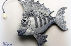 Джинсовый Рыб-Фонарщик