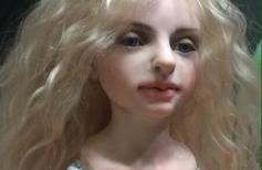 Детский образ. Девочка. Статичная кукла Ч.1