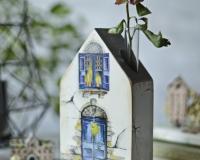 Ваза с колбой «Дом моей мечты»
