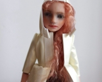 Будуарно-шарнирная кукла