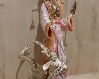 Японская принцесса с драконом