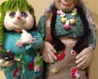 Кикиморка и Бабка-Ёжка