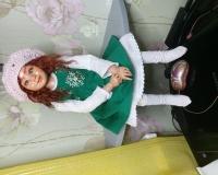Кукла рыжуля Айрин