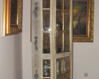 Витрина в стиле итальянской фрески
