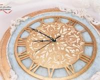 Часы «Мятное золото»