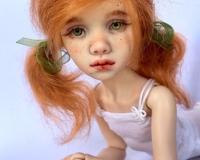 Блок №1.Создание шарнирной куклы из самозатвердевающей глины от Анны Трегубенковой.