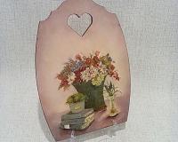 Досочки Винтажные цветы