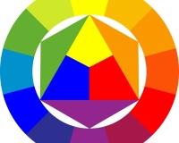 Колористика или работа с цветом. Урок 1. Цветовой круг
