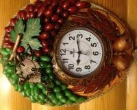 панно и часы \