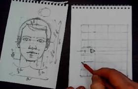 """Запись вебинара """"Рисуем голову человека"""""""