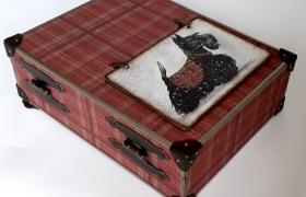 Приключения деревянного чемоданчика