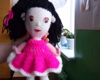 кукла Мальвинка