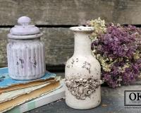 Старинные вазочки