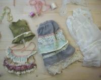 Одежда для Большой будуарной куклы