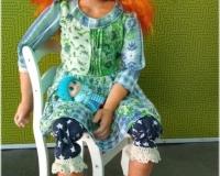 Будуарная кукла \
